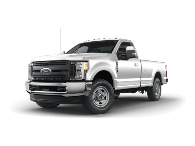 2019 Ford F-350 XL Truck Regular Cab 4x4